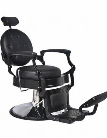 Berberska stolica TANARO 5258D - A30 crna