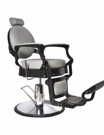 Berberska stolica TIBER 5258D-1 - A30 siva