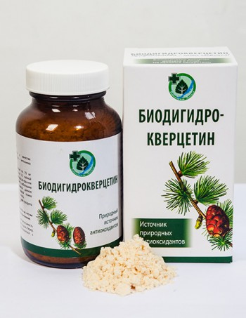 Biodihidrokvercetin (Taksifolin)