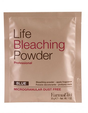Farmavita Life bleaching powder blue Blans za kosu - Plavi