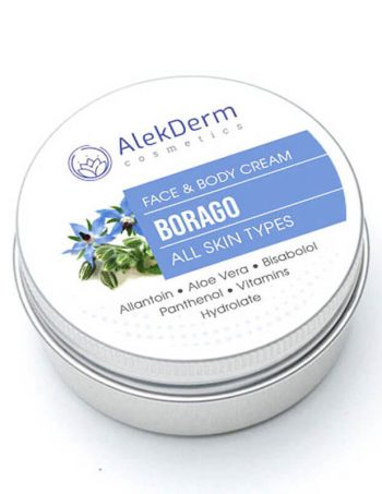 Borago krem – AlekDerm Face & Body Cream