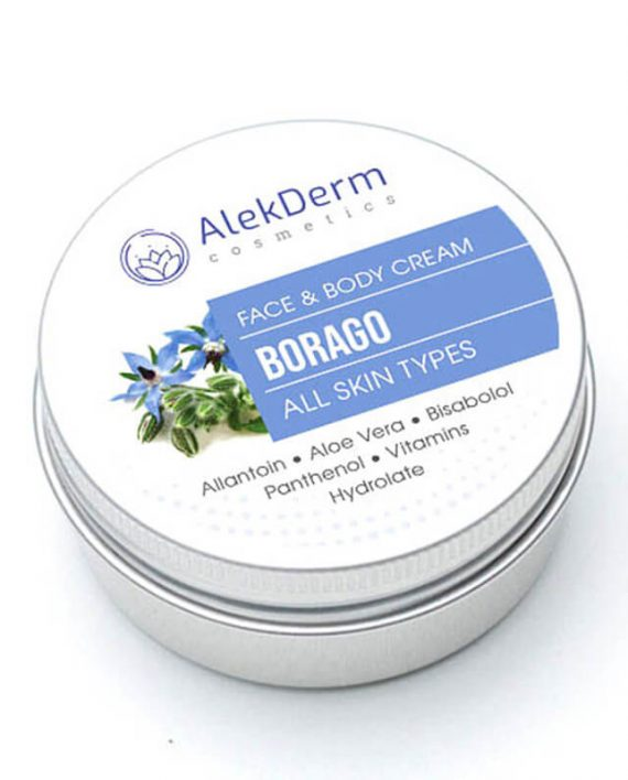 Borago krem – AlekDerm Face & Body Cream