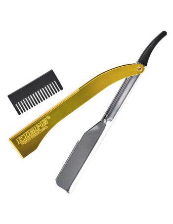 Britva za brijanje sa dodatkom 128 Zlatna