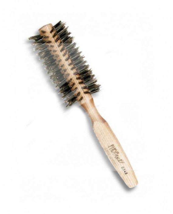 Cetka za kosu drvo-dlaka 18mm 0348