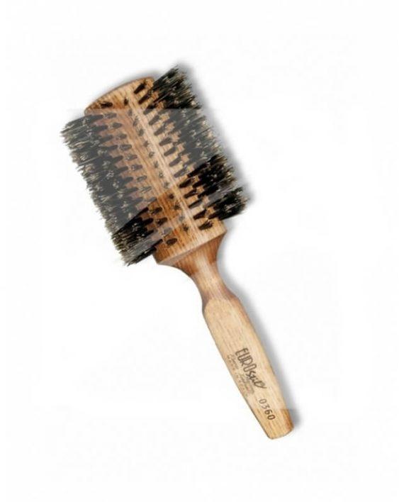 Cetka za kosu drvo-dlaka 45mm 0367