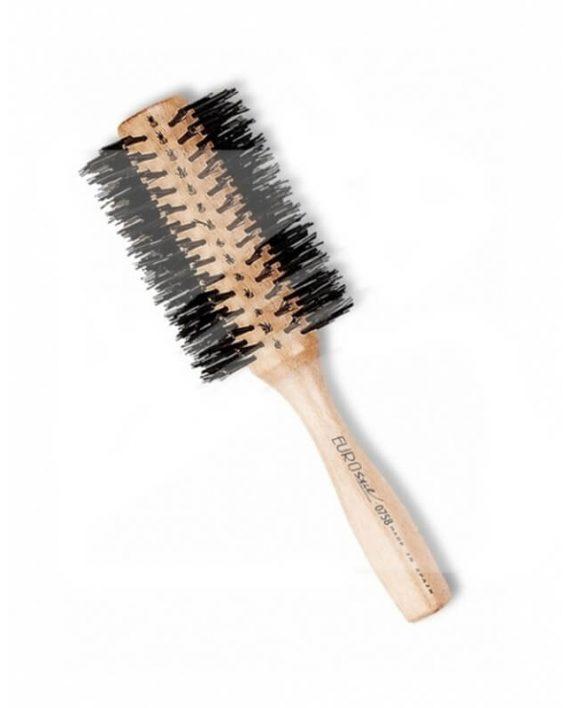 Cetka za kosu drvo-najlon 30mm 0758