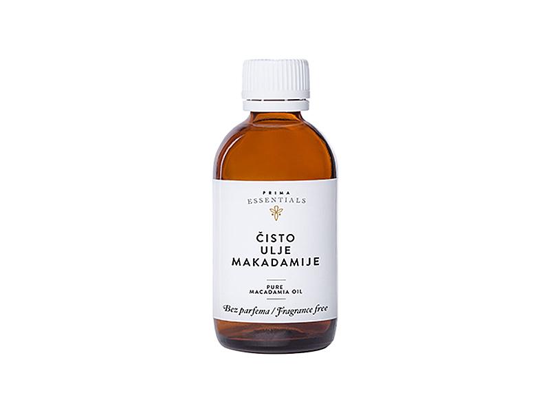 Cisto biljno ulje makadamije