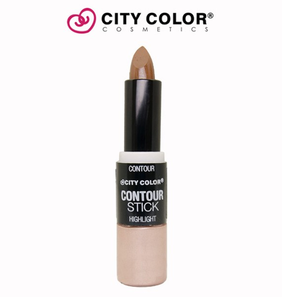 City color Stik za konturisanje sa iluminatorom dark-