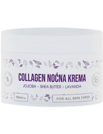 Collagen nocna krema AlekDerm