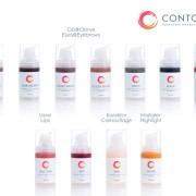 Contour pigmenti za trajnu sminku
