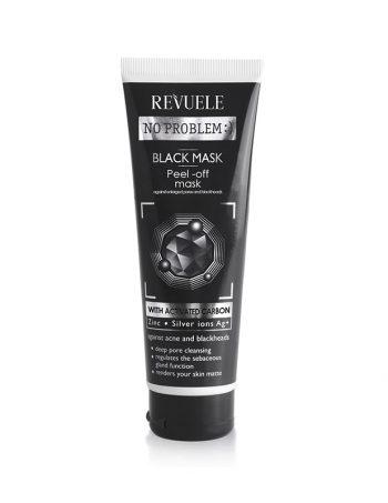 Crna maska za ciscenje lica Revuele