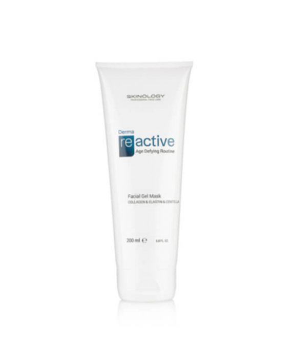 Derma reActive gel maska za lice sa KOLAGENOM & ELASTINOM & CENTELOM 200ml