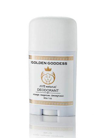 Dezodorans The Golden Goddess