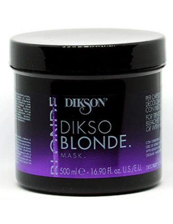 Dikso blonde maska za plavu kosu