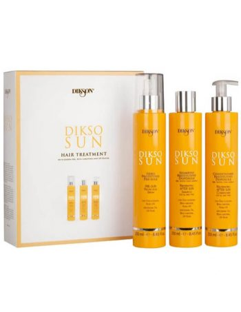 DiksoSUN hair tretman set