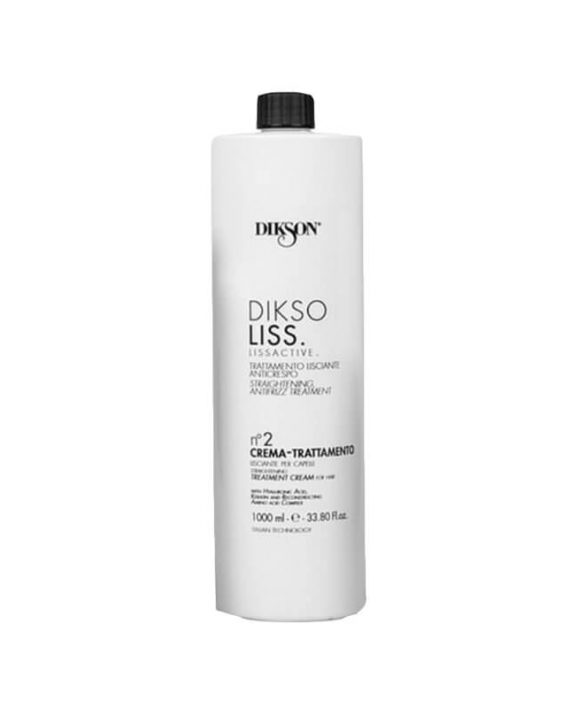Diksoliss Lissactive N°2 krema za tretman ispravljanja kose