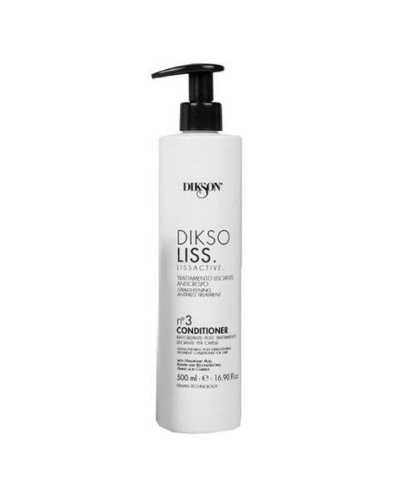 Diksoliss Lissactive N°3 balzam za tretman ispravljanja kose