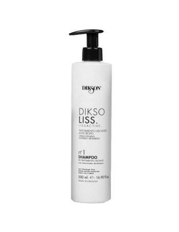 Diksoliss Lissactive sampon za predtretman ispravljanja kose