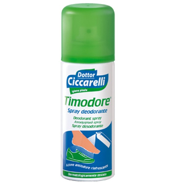 Dottor Ciccarelli Dezodorans za stopala u spreju