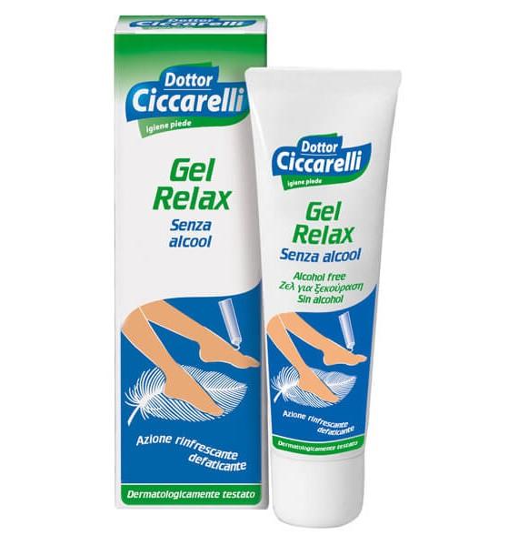 Dottor Ciccarelli Gel za relaksaciju stopala