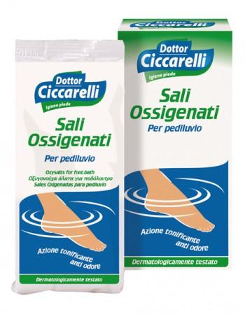 Dottor Ciccarelli So za reklaksaciju stopala