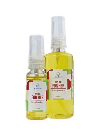 Dry oil for her – Suvo ulje za nju