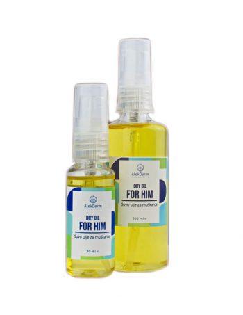 Dry oil for him - Suvo ulje za njega