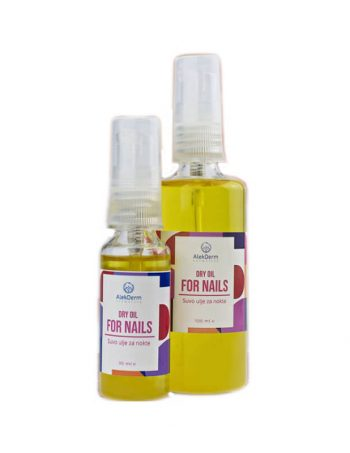 Dry oil for nails - Suvo ulje za nokte