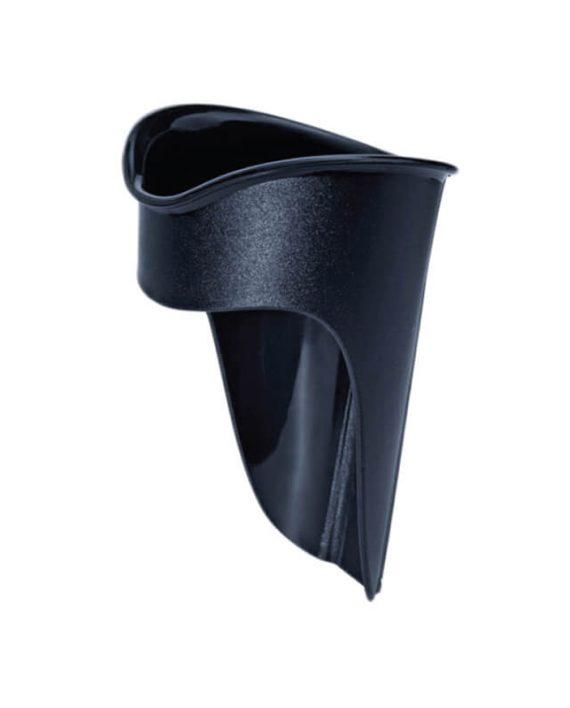 Držač za fen plastični crni CERIOTTI