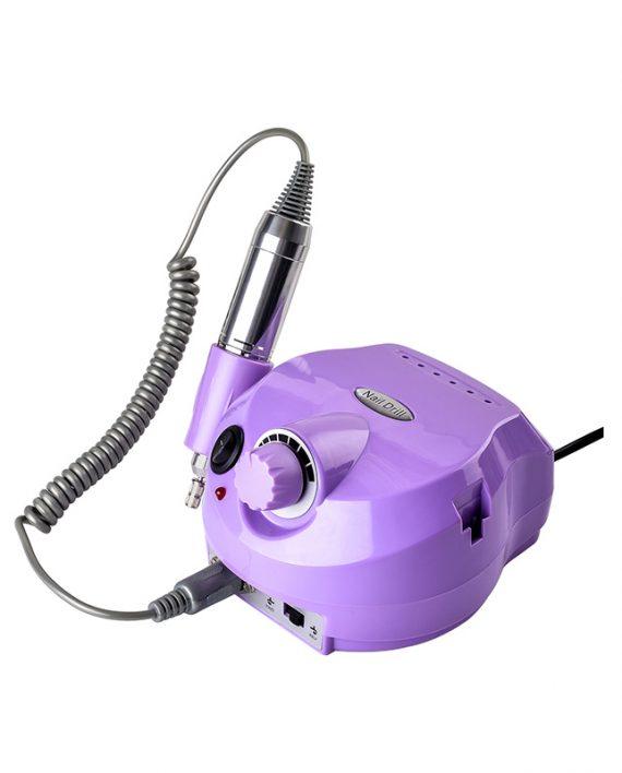 Elektricna brusilica za nokte SD-800 purple