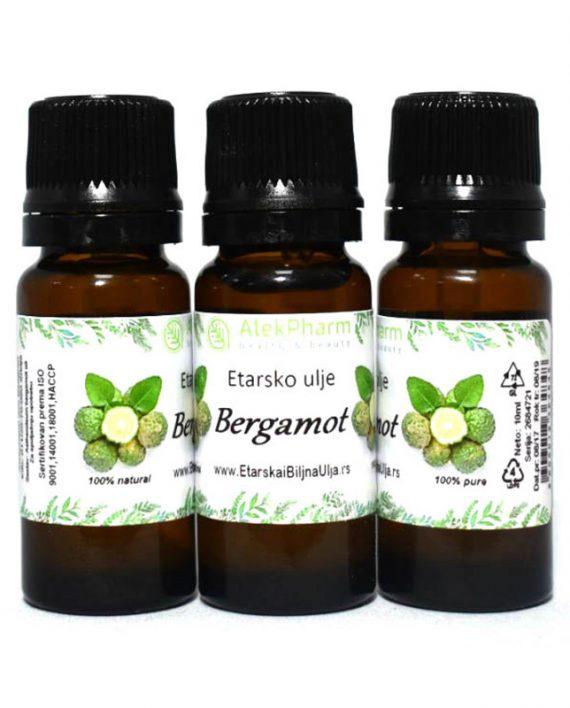 Etarsko ulje Bergamota