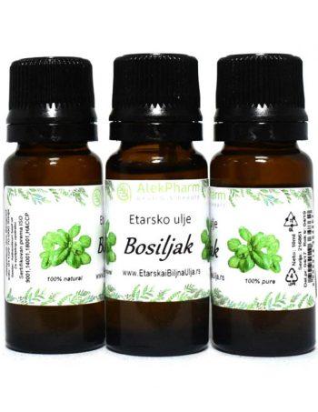 Etarsko ulje Bosiljka