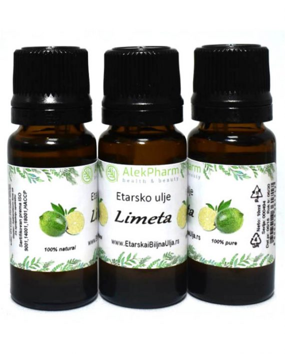Etarsko ulje Limeta