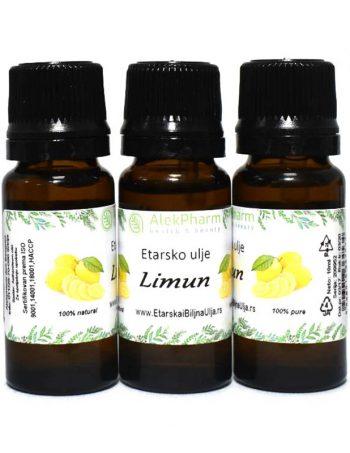 Etarsko ulje Limuna