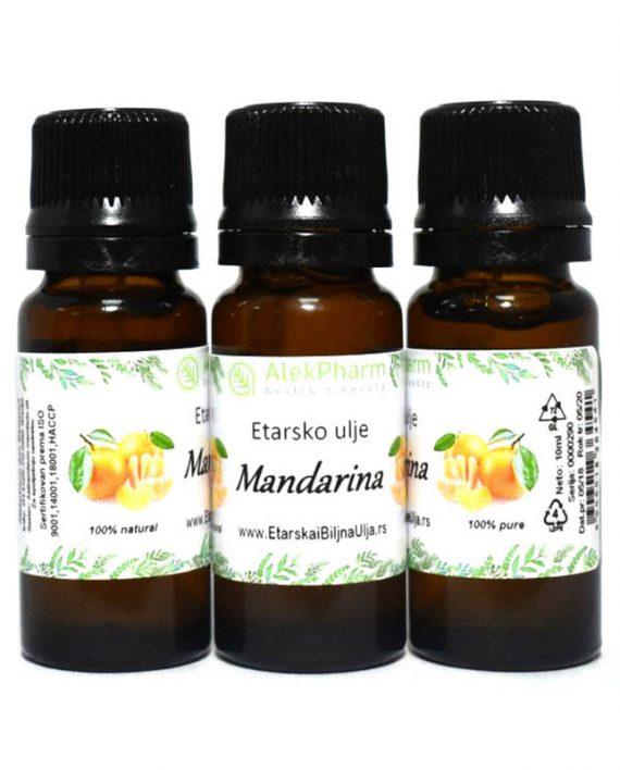 Etarsko ulje Mandarine