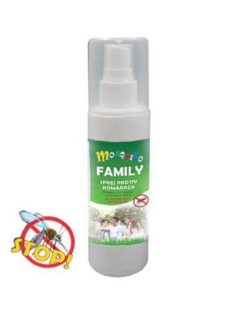 FAMILY sprej protiv komaraca 100ml
