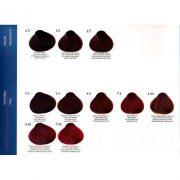 Fadiam boja mahogany i red