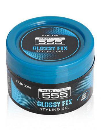 Farcom 555 Glossy Fix gel za kosu