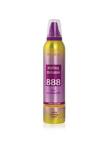 Farcom 888 pena za kosu