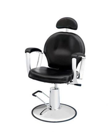 Frizerska berberska stolica sa hidraulikom NS31209 sa podesivim naslonom za ledja i glavu