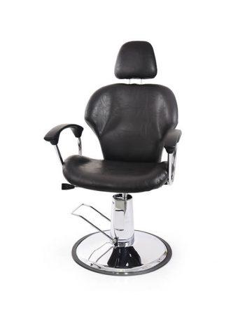 Frizerska berberska stolica sa hidraulikom NV 88102-2 sa podesivim naslonom za ledja i glavu