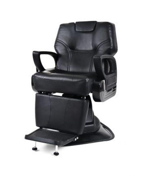 Frizerska berberska stolica sa hidraulikom NV31675 sa podesivim naslonom za noge, ledja i glavu