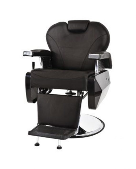 Frizerska berberska stolica sa hidraulikom NV31803 sa podesivim naslonom za noge ledja i glavu