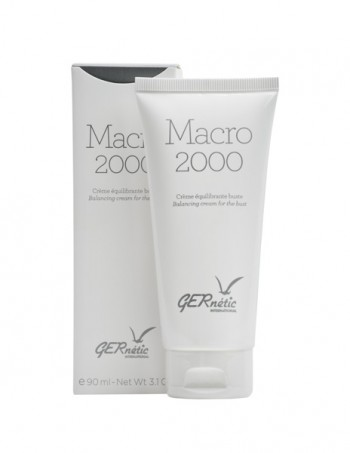 GERNETIC MACRO 2000 balancing cream for the bust