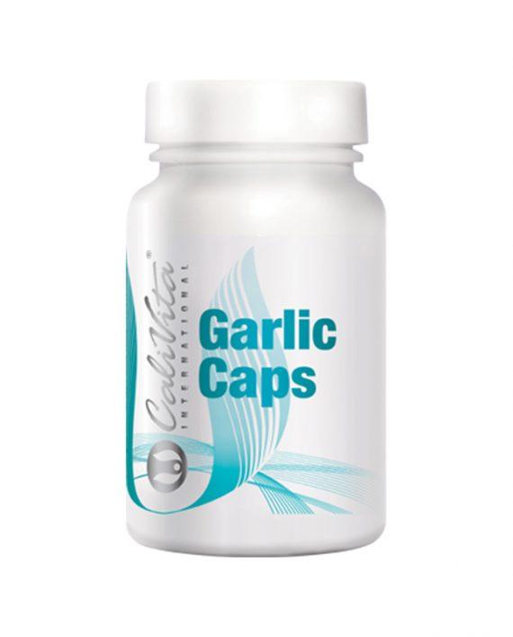 Garlic-Caps-with-Extra-Parsley-(100-gelkapsula)