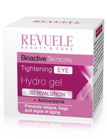 Gel-krema-za-zatetanje-kože-oko-očiju-sa-hijaluronom-i-antioksidansima-REVUELE-Bioactive-25ml