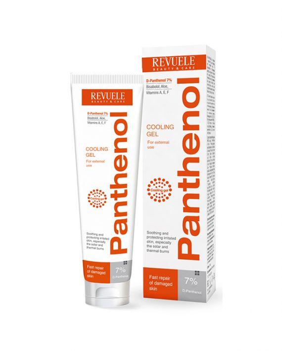 Gel-za-hlađenje-i-umirivanje-kože-posle-opekotina-REVUELE-Panthenol-75ml