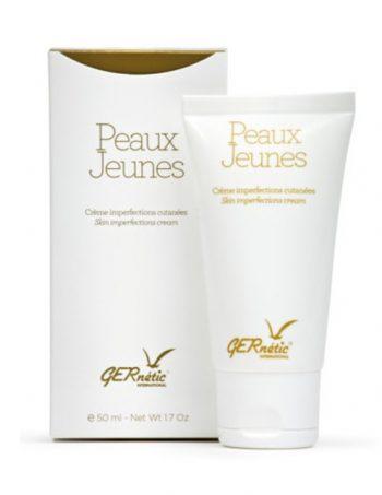 Gernetic Peaux Jeunes krema za mlade (krema za seboregulaciju, suzavanje pora i hidrataciju koze)