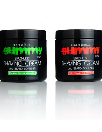 Gummy shaving cream Krema za brijanje – 500ml