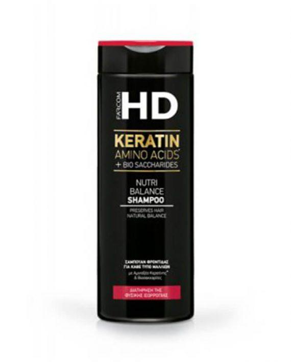HD sampon za sve tipove kose